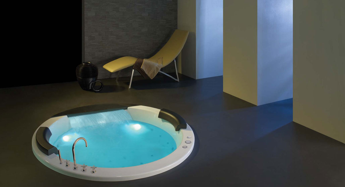 Global Marketing Bathroom Dedign I-SPA